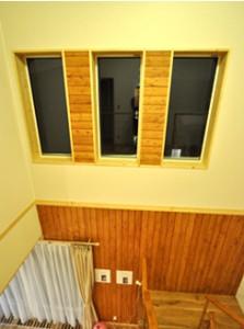 写真:名寄市 H様邸 〜リビング階段のある木のぬくもり溢れるお家〜(3)