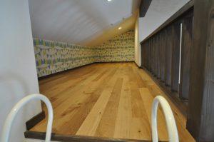写真:下川町 SW様邸~使いやすい造作家具と手づくり感のある北欧風のお家~(2)